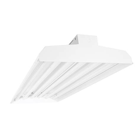 6 L T8 High Bay by T8 Fluorescent Cls 4 6 Or 8l Fixture Aei Lighting 877