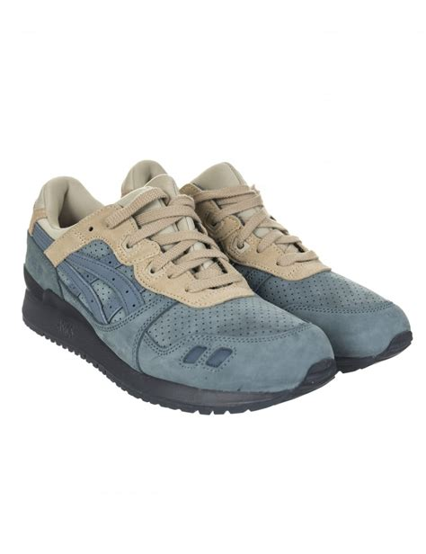 Asics Gel Lyte Blue Mirage Sporty asics gel lyte iii shoes blue mirage blue mirage moonwalker pack footwear from buddha