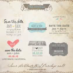 save the date template word save the date word overlays vol 2 overlays savethedate2