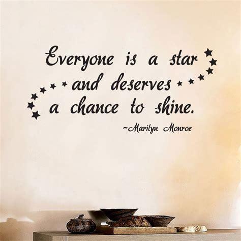 shining star marilyn monroe quotes quotesgram