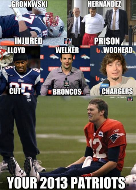 Nfl Memes Patriots - nfl memes on twitter quot your 2013 patriots http t co