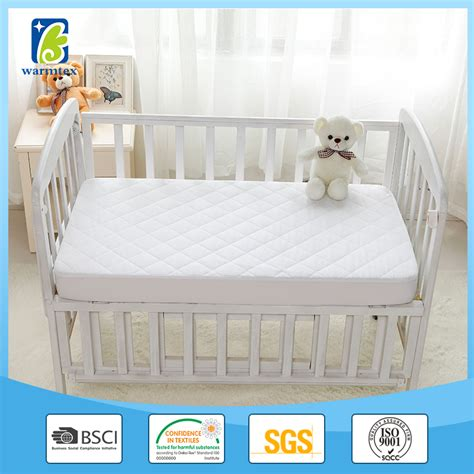 Portable Crib Mattress For Pack N Play by Best Quality Pack N Play Waterproof Mattress Pad Fits