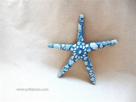 home decor starfish wall hanging light by