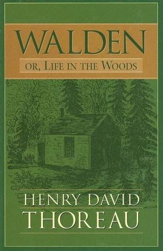 Walden Henry David Thoreau Quotes Quotesgram