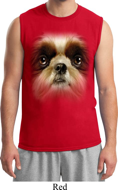 shih tzu apparel mens shih tzu shirt big shih tzu t shirt big shih tzu mens shirts