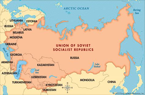 nations of the former ussr map quiz find out the list of ussr countries