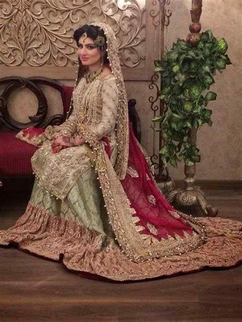 pakistani bridal lehenga dresses designs styles