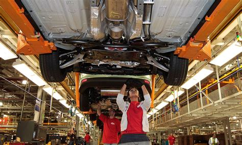 ford fiat chrysler truck plants   humming  summer