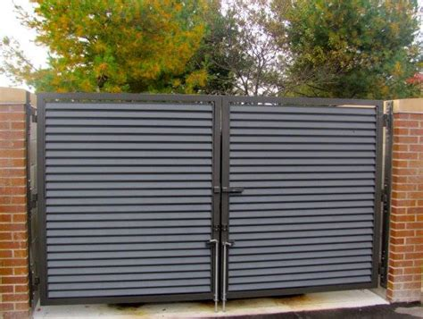 Dumpster Enclosure by Swing Gates Ametco Manufacturing