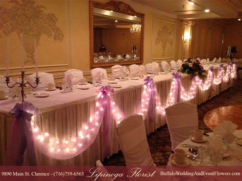 head table draping pin by heather onutz on my diy wedding reception pinterest