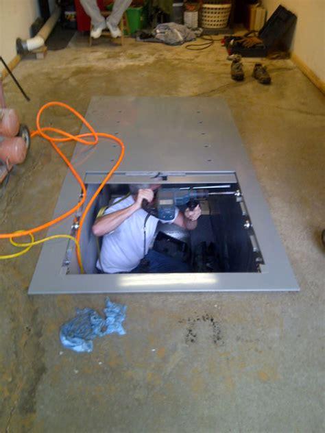 Garage Floor Shelter by Garage Floor Shelter Photos Arkansas Shelters