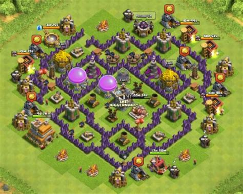 coc effective layout 1000 images about clash of clans on pinterest