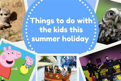 10 Things I Enjoy Doing During The Summer by 100 Things To Do In The Summer Holidays Activities To Do