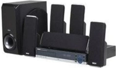 rca rtd317 home theater system speaker system dvd player