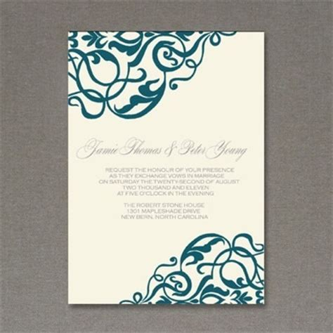 wedding scroll template scroll wedding invitations template best template collection