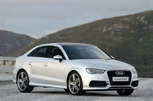 all new 2014 audi a3 sedan launched in south africa