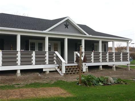front porch on raised ranch studio design gallery
