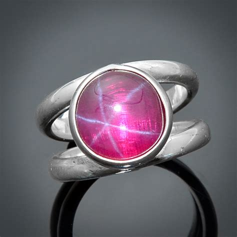 Ruby Ster ruby ring lwsilver