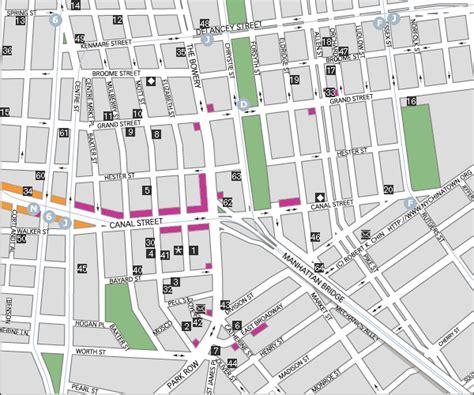 houston chinatown map chinatown new york map