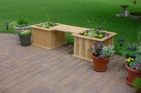 Decorative Planter Boxes by Decorative Wooden Planter Boxes Interesting Ideas For Home