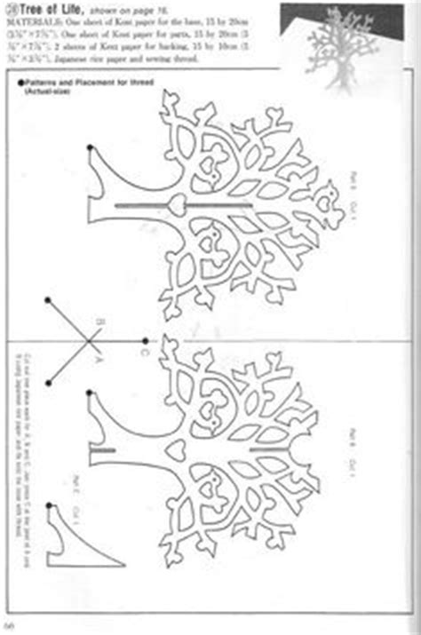 Paper Cutting Pop Up Basket With Flowers And Butterfly Origami Kirigami Pinterest Paper Tree Pop Up Card Template 2