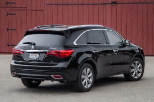 2014 acura mdx sh awd rear view 218040 photo 1 trucktrend