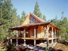 lake cabin house plans small with porches timber exterior rustic covered porch log