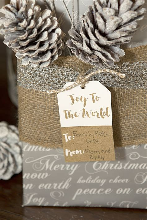 free gift tags kraft paper gift tags