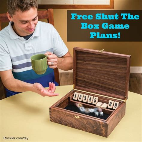 shut  box woodworking plans woodworking
