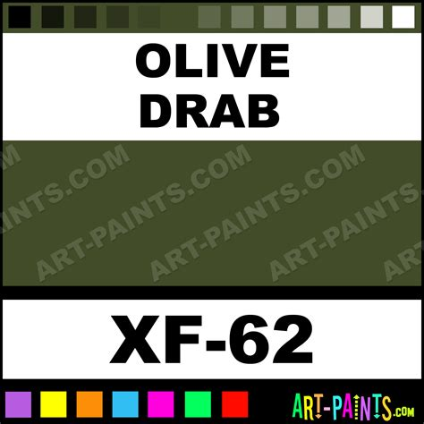 olive drab color olive drab color acrylic paints xf 62 olive drab paint