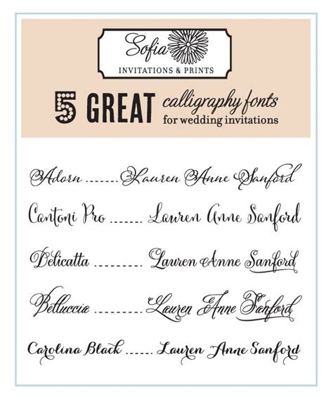 beautiful fonts for wedding invitations 1000 images about wedding invitation fonts on