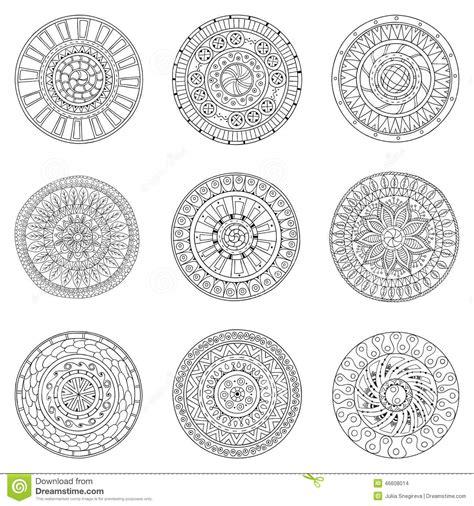 layout editor draw circle magic circle symbols sketch coloring page