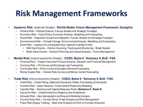 it risk management framework template enterprise risk management framework template pictures to