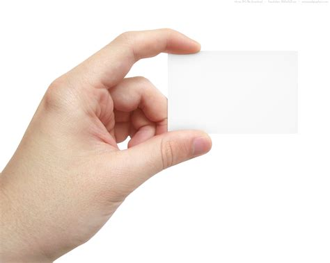 blank business card template psd blank business card in psdgraphics