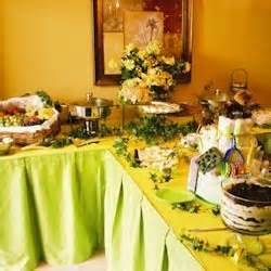 Buffet Table Setting Ideas Ideas For Buffet Tables Setting A Buffet Tabl