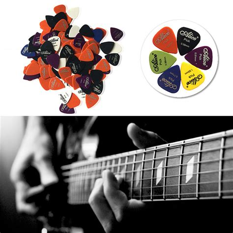 gitar akustik 50pcs multi color jakartanotebook