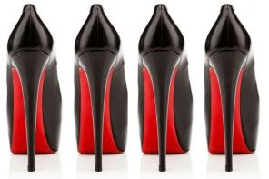 Dune Vs Louboutin by Chagne And Shoes Christian Louboutin Teams Up With