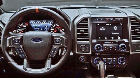 2018 ford f 150 raptor interior 2018 ford f 150 raptor tougher and smarter 2017 2018