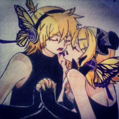 Len Q by Magnet Len X Rin By Animeqt26 On Deviantart