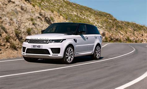 range rover dashboard range rover range rover sport 2019 2020 interior