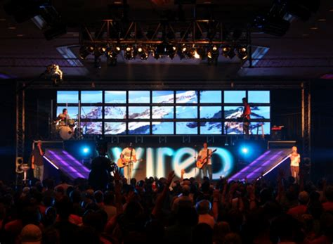 Study Design Ideas how big stuf camps uses tv s to create multi screen video
