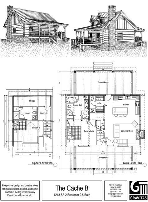 Small Cabins Floor Plans by Small Cabin Floor Plan House Plans