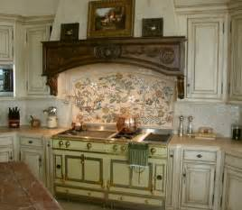 Murals For Kitchen Backsplash Custom Kitchen Mural Backsplash Mosaics By Vita Nova
