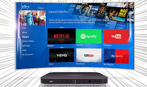 sky layout update sky q owners to get biggest ever update ahead of price