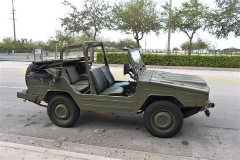 volkswagen jeep vintage 1983 vw iltis type 183 similar to jeep beetle bus 1967