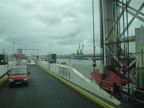 Car Rental Calais Ferry Port by White Cliffs Picture Of Myferrylink Calais Dover