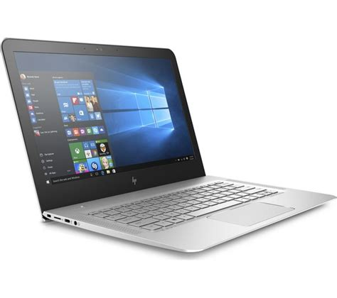 Hp Envy Laptop 13 Ad003tx Silver hp envy 13 ab054na qhd 13 3 quot laptop silver deals pc world