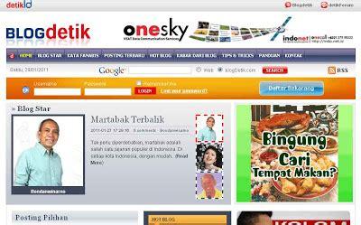 detik video ui situs penyedia layanan blog gratis tehnoz