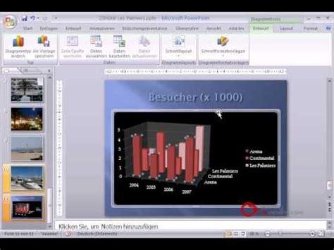 tutorial powerpoint deutsch powerpoint pr 228 sentation tutorial deutsch diagramme youtube