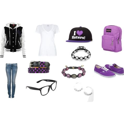Teenage  Outfit   Polyvore